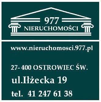 Agencja 977 Nieruchomości Ostrowiec Św.